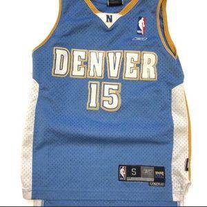 BOGO ** Denver nuggets carmelo Anthony jersey S